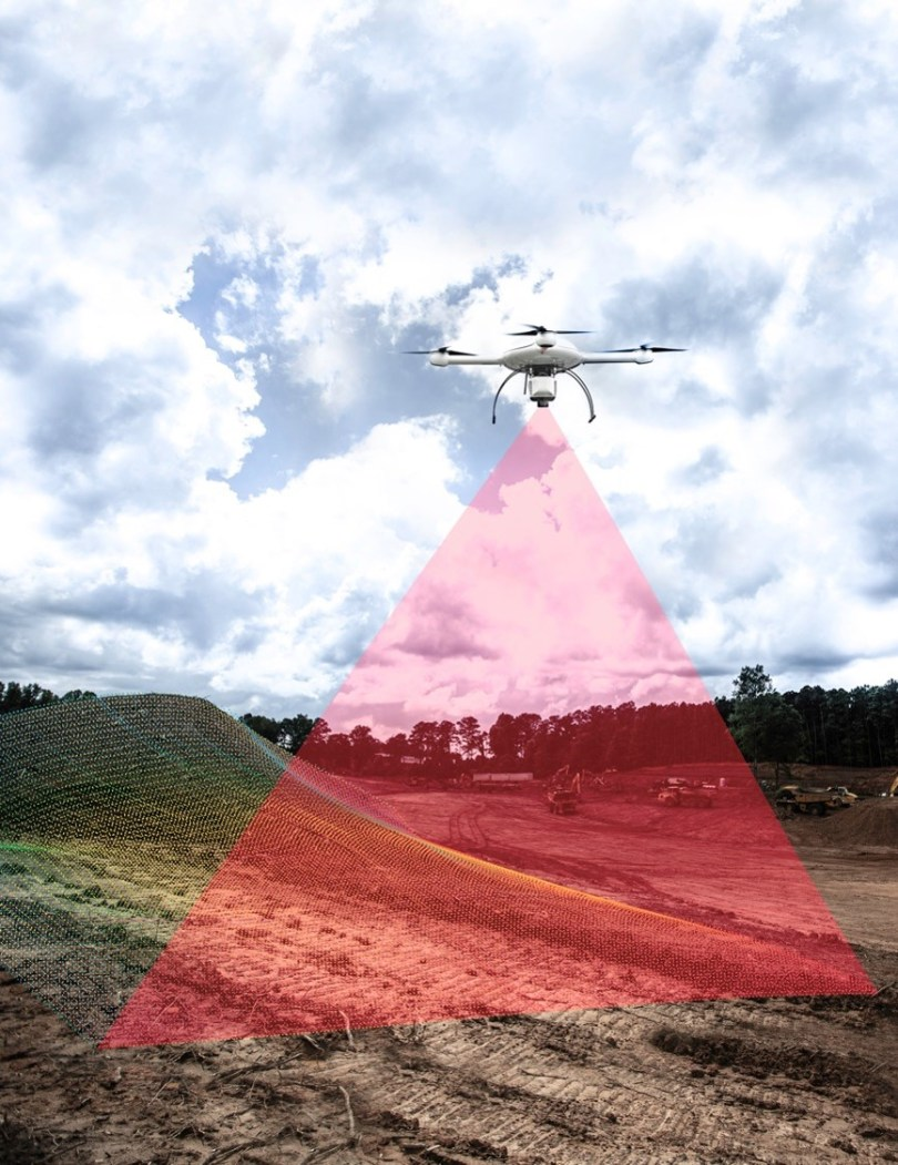 Image of Distance eLearning Course on Airborne Lidar Systems