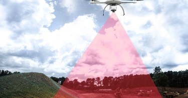 Image of Drone Lidar