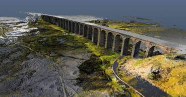 image of Drones and Lidar Support Historic Preservation