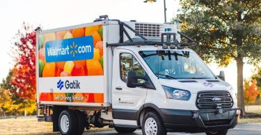 Image of Truck Walmart Will Test Fully Autonomous Delivery