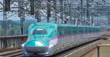 image of high speed rail relies on lidar