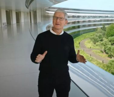 image of Tim Cook Apple Glasses Will Have Lidar for AR