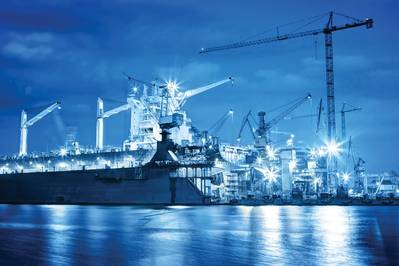 image of Ship Repair Making Use of 3D Tech