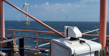 Offshore Wind Assessed with Lidar