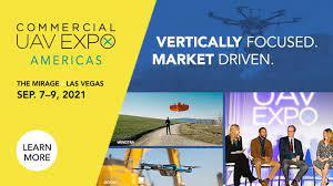 logo for Commercial UAV Expo Recap