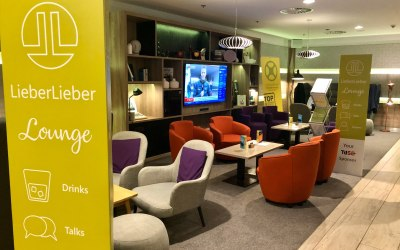 LieberLieber MBSE Lounge at TDSE is now Open!