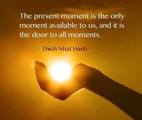 Kết quả hình ảnh cho awareness of the present moment