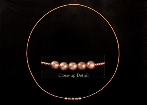 3 1/2 Lost Cubit Light-Life (R) Ring