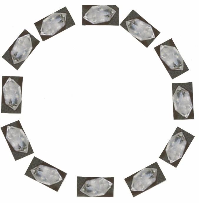 Herkimer Crystal Formation