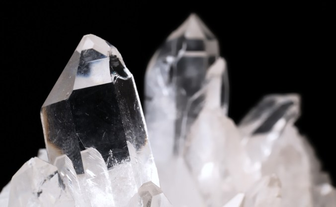 Arkansas Natural Crystals