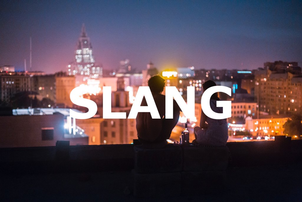 American slang about dating