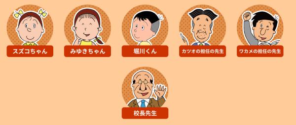 Japanese honorifics: san, chan, kun, sensei