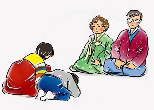 korean honorifics: korean sebae