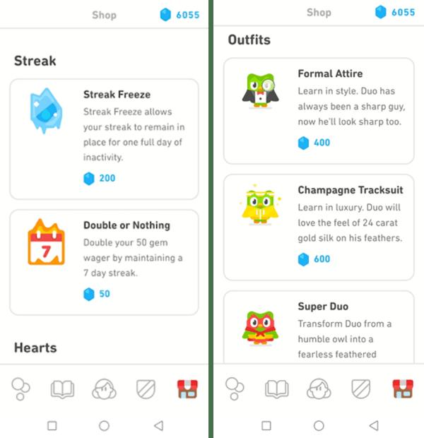 Duolingo French Review Duolingo shop