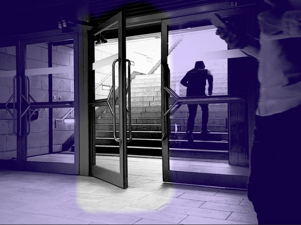 Bild 1 - Screenshot Maskierung