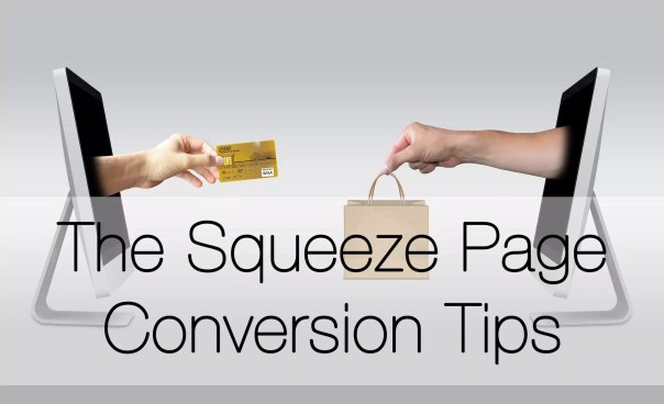 Squeeze page conversion tips
