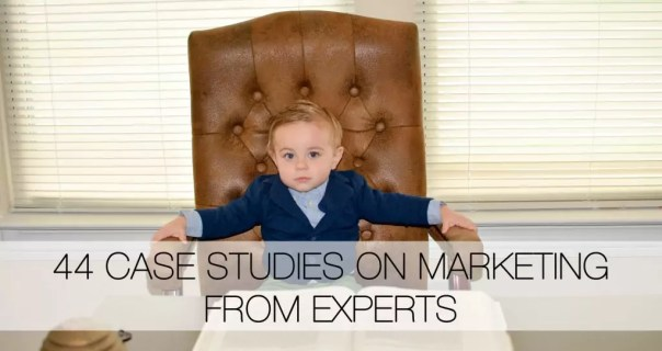 Digital Marketing Case Studies from The Top Experts [FREE]