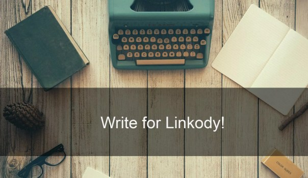 Write for us - Linkody's blog