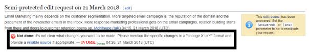 Wikipedia edit request