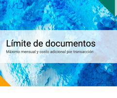 boleta electrónica sin limites de documentos