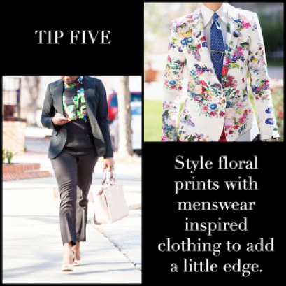 Floral Prints Tip Five