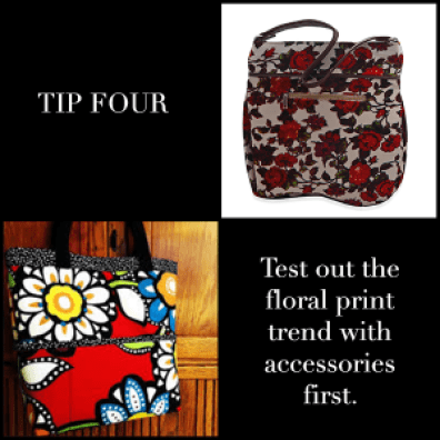 Floral Prints Tip Four