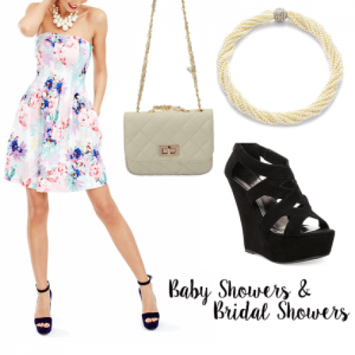 What to Wear to a Baby Shower and Bridal Shower