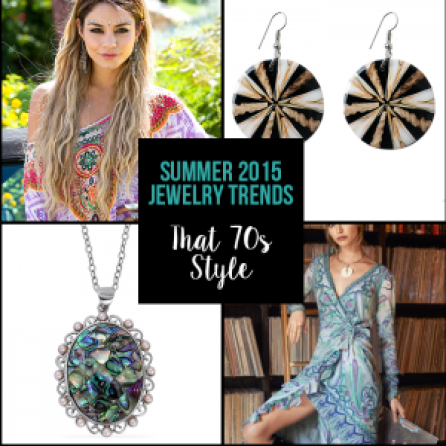 Top Summer Trends - That 70s Style