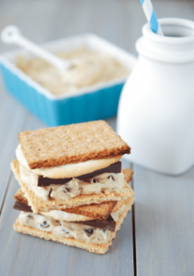 5 Summer Desserts That Will Change Your Life - Cookie Dough Smores