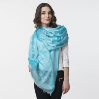 Maximize Your Summer Style with Maxi Dresses - Aqua Scarf