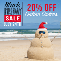 Christmas in July - Black Friday Sale