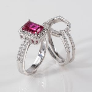 Fashion Week Spotlight - Elanza Ring Set