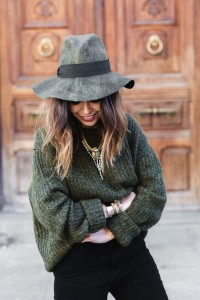 November Must Haves - Floppy Hat