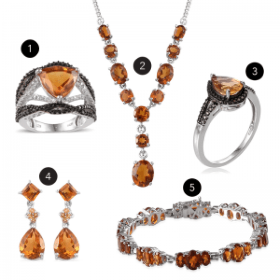 October birthstone jewelry gifts.