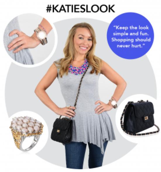 Look of the Week - Shopping Trip - Katie