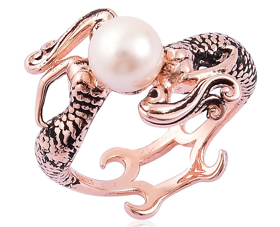 Halloween Jewelry - Mermaid Ring