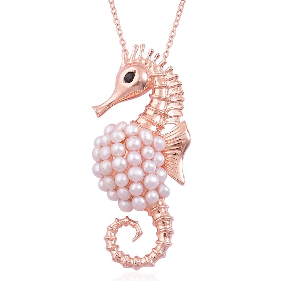 Halloween Jewelry - Seahorse Necklace