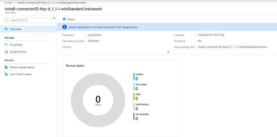 Deploying Stratusphere UX Connector ID Key with Intune - Liquidware