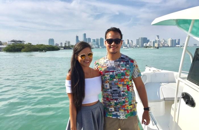 Miami Beach Boat Show Key Biscayne