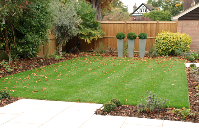 Plans for L-shaped gardens   Lisa Cox Garden Designs Blog on L Shaped Backyard Layout id=76925