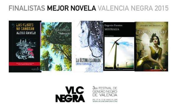 Mejor novela Valencia Negra 2015