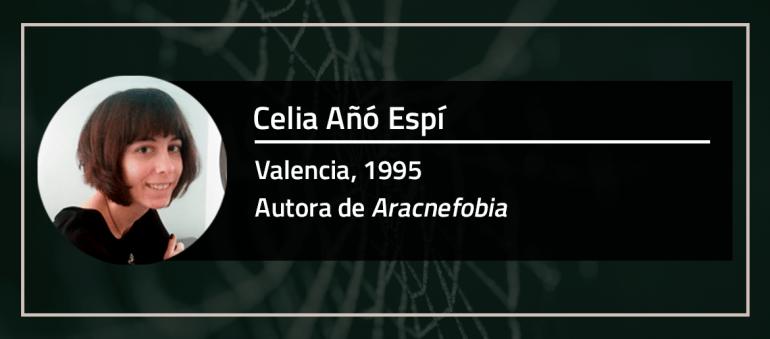Entrevistamos a Celia Añó Espí