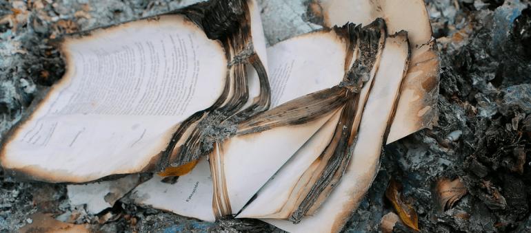 Síndrome del escritor quemado