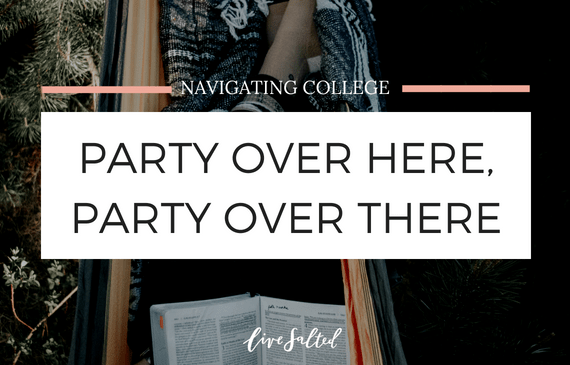 party over here feature
