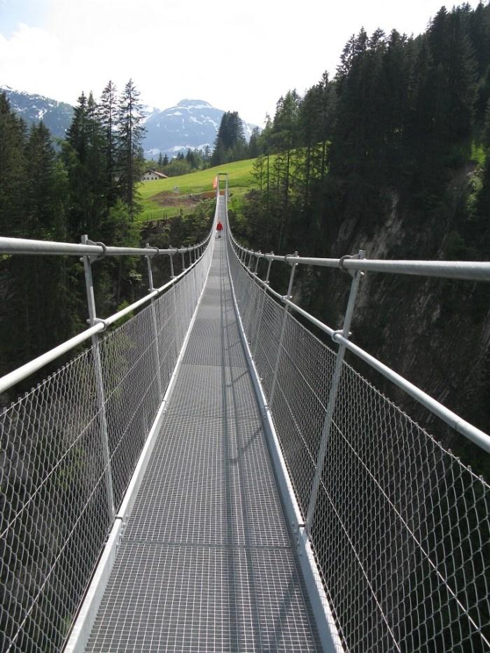 hängebrücke lechweg höhenbachtal