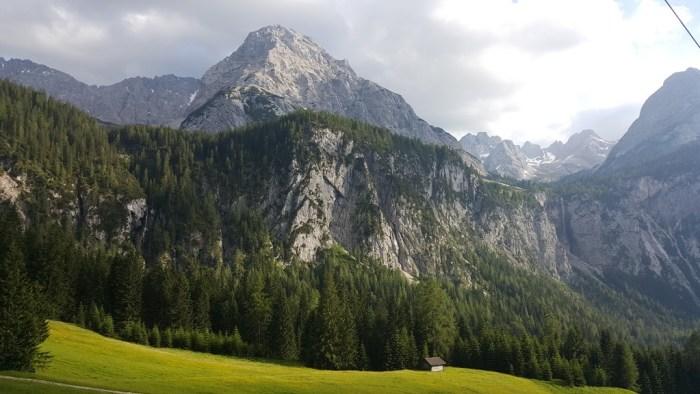 ehrwalder alm und seebenseefall