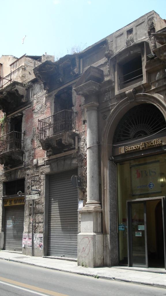 bankfiliale in palermo