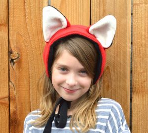 Free Fox Ears Pattern