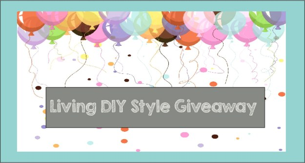 Living DIY Style Giveaway