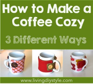 Coffee Cozy Pictures